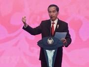 Dirigentes de Indonesia y Singapur debaten sobre inversiones y comercio