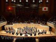 Concierto en Tokio resalta relaciones entre Vietnam y Japón