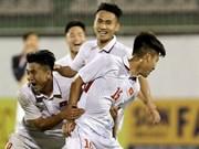 Selección vietnamita sub 19 jugará amistoso con Uruguay