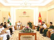 Armada de Vietnam desea cooperar con India en construcción naval