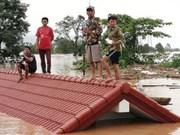 Firma vietnamita trata de sacar a trabajadores del área afectada por el colapso de presa en Laos