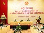 Premier vietnamita insta a promover la implementación del mecanismo de ventanilla única