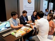 Empresas sudcoreanas estudian oportunidades de inversiones en Ciudad Ho Chi Minh