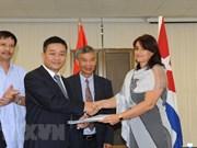 Cuba y Vietnam constituyen empresa para parque industrial en Zona Mariel