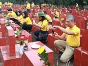 Presentarán mañana en Vietnam sitio web sobre mártires de guerra