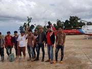 Empresa vietnamita evacúa a sus trajadores de zona afectada por colapso de presa en Laos