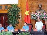 Premier vietnamita insta a sindicatos a prestar mayor atención a los trabajadores