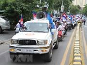 Camboya realiza ensayo general en vísperas de elecciones parlamentarias