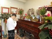Agencia Vietnamita de Noticias manifiesta gratitud a veteranos y mártires nacionales