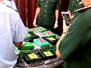 Vietnam confisca 100 paquetes de cocaína en contenedor con chatarra