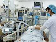 Ciudad Ho Chi Minh y Yokohama cooperan en la formación de enfermeros
