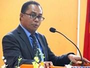 Vietnam felicita a nuevo canciller de Timor Leste