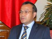 Vicecanciller vietnamita ratifica la atención del Estado a connacionales en República Checa
