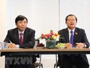Vicepresidente de Parlamento vietnamita concluye su visita a Estados Unidos