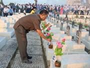Vietnam celebra actos en homenaje a mártires