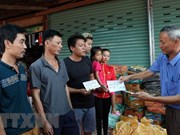 Asistencia vietnamita continúa llegando a Laos tras colapso de presa