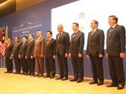 Países de ASEAN promueven cooperación judicial