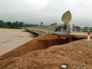 Vietnam expresa condolencias a Camboya por pérdidas causadas por inundaciones