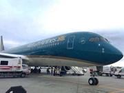 Vietnam Airlines ajusta vuelos a Japón debido a la tormenta Jongdari