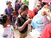 Gobierno de Tailandia llama a más donaciones para victimas del colapso de presa en Laos