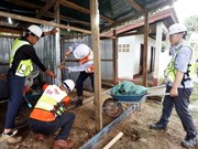 Empresa sudcoreana construirá alojamientos para afectados por colapso de presa en Laos