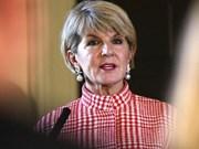 Australia promueve relaciones con países del Sudeste Asiático