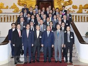 Premier vietnamita destaca aportes de federación económica japonesa Keidanren a nexos bilaterales