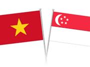 Felicitaciones vietnamitas a Singapur por aniversario 45 de nexos diplomáticos bilaterales