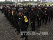 Indonesia refuerza medidas para garantizar seguridad en vísperas de ASIAD 2018
