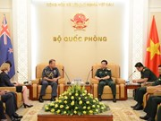 Vietnam y Nueva Zelanda intensifican sus lazos en defensa