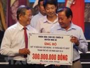 Recaudan dos millones de dólares a favor del mar e islas de Vietnam