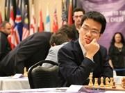 Vietnam obtiene segundo lugar en el Torneo de Grandes Maestros de Ajedrez en China