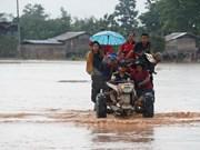 Laos prohíbe actividades en área de presa hidroeléctrica después de colapso