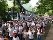 Vietnam: Caminata benéfica por víctimas de dioxina