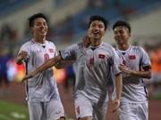 Vietnam consigue su segunda victoria en copa amistosa regional de fútbol