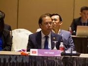 ASEAN confirma capacidad de enfrentar desafíos, sostiene vicecanciller vietnamita