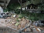 Al menos 82 muertos por terremoto en Indonesia