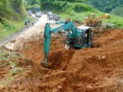 Provincias norteñas de Vietnam perfilan medidas para superar impacto de lluvias intensas