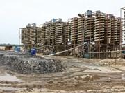 Vietnam se propone alta meta para la exploración y la explotación de minerales