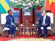 Vietnam aspira a profundizar las relaciones con Ruanda y Guinea