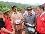 Provincias vietnamita y china intercambian experiencias en acciones caritativas