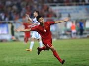 Selección de fútbol sub 23 de Vietnam se coronó en la Copa internacional VinaPhone 2018
