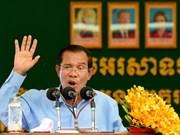 Camboya adelanta para inicios de septiembre la formación de nuevo gobierno