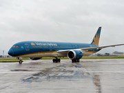 Vietnam Airlines ajusta vuelos a Japón debido a la tormenta Shanshan
