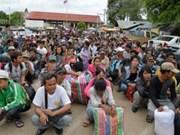 Tailandia trabajará con países vecinos en cuestión de trabajadores migrantes