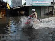 Ciudad Ho Chi Minh llama a inversiones en proyectos de prevención de inundaciones y tratamiento de aguas