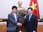 Vicepremier de Vietnam aspira a fomentar cooperación con Japón