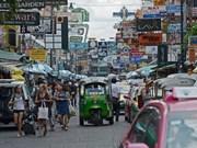 Economía tailandesa muestra señales de crecimiento más alto en cinco años
