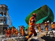 Corea del Sur respalda a Indonesia en superación de secuelas de intenso terremoto