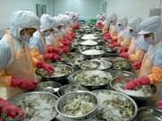 Vietnam enfrenta barreras técnicas en exportaciones de camarones a Corea del Sur
